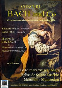 Affiche Bach and Co
